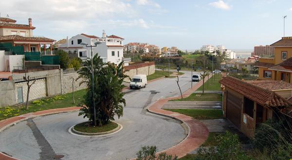 Benalmadena - Villakvarter
