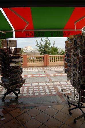 Benalmadena - Postkortbutik