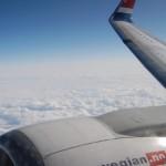 Hjemrejse til sne-Danmark