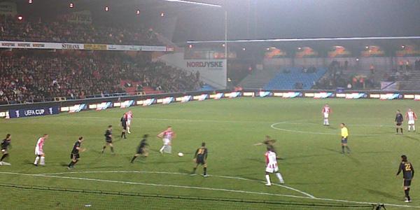 AaB - Deportivo 1