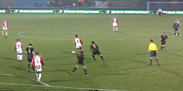 AaB - Deportivo 2