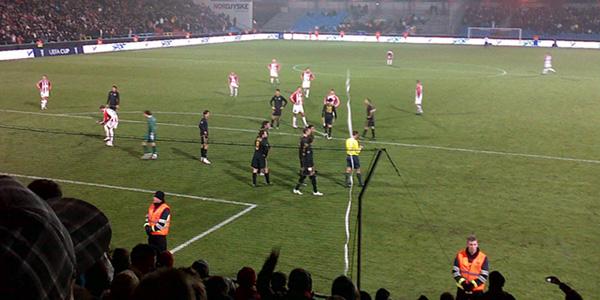 AaB - Deportivo 3