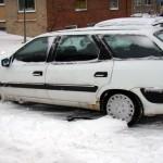 Bilproblem løst