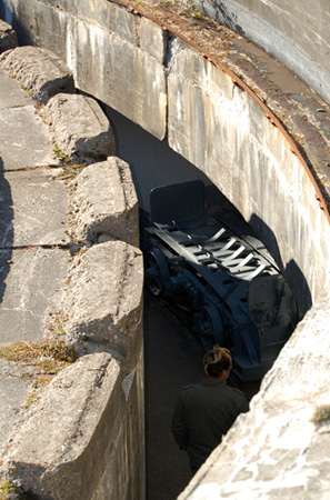 Bunkeranlæg i Hanstholm