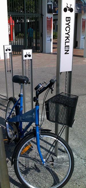 Bycyklen Aalborg