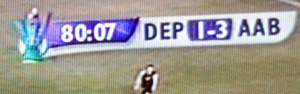 Deportivo La Coruna - AaB