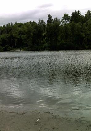 Poulstrup sø