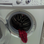 Vaskemaskine amok